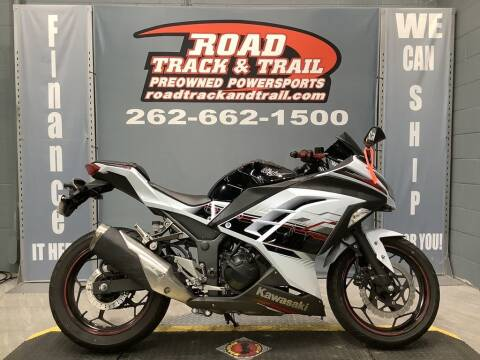 2014 Kawasaki Ninja® 300 SE for sale at Road Track and Trail in Big Bend WI
