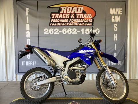 2018 Yamaha WR250R for sale at Road Track and Trail in Big Bend WI
