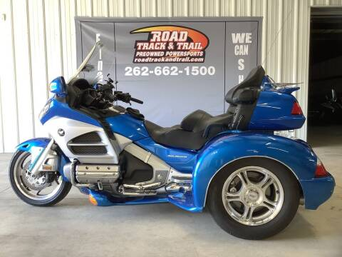 2012 Honda Goldwing for sale at Road Track and Trail in Big Bend WI