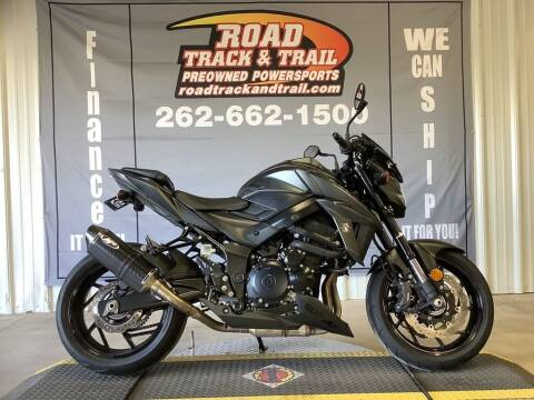 2020 Suzuki GSX-S750 for sale at Road Track and Trail in Big Bend WI