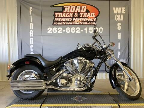 2010 Honda Sabre 1300 for sale at Road Track and Trail in Big Bend WI