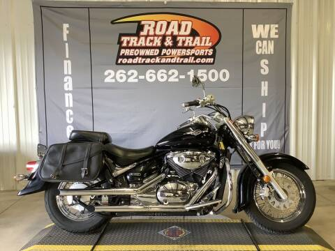 2008 Suzuki Boulevard C50 for sale at Road Track and Trail in Big Bend WI