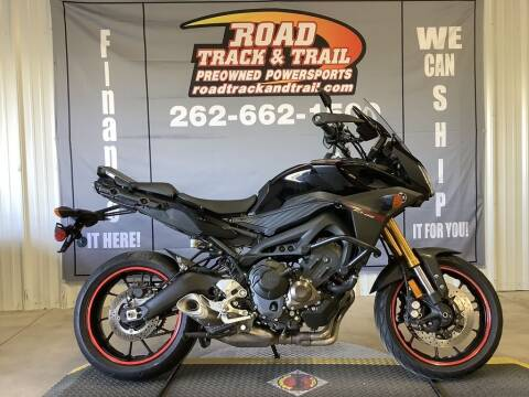 2016 Yamaha FJ-09 for sale at Road Track and Trail in Big Bend WI