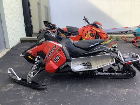 2018 Polaris 800 Switchback® Pro-S 1.2 for sale at Road Track and Trail in Big Bend WI