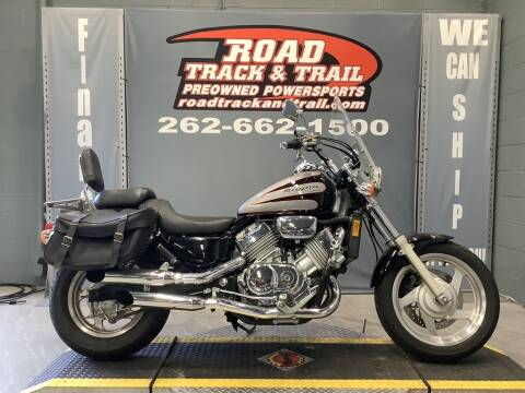 1998 Honda Magna for sale at Road Track and Trail in Big Bend WI