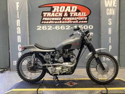 1965 Triumph TR6 Trophy for sale at Road Track and Trail in Big Bend WI