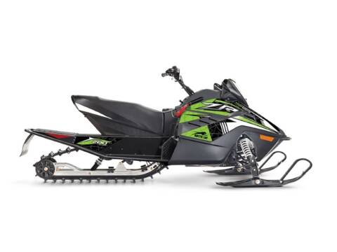 2021 Arctic Cat ZR 200 Dynamic Charcoal &  for sale at Road Track and Trail in Big Bend WI