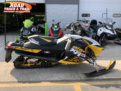 2011 Ski-Doo MX Z X-RS 600 H.O. E-TEC for sale at Road Track and Trail in Big Bend WI