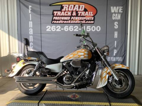 2005 Kawasaki Vulcan® 1600 Classic for sale at Road Track and Trail in Big Bend WI