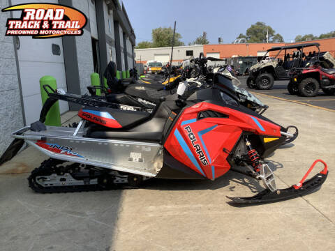2020 Polaris Indy EVO™ ES for sale at Road Track and Trail in Big Bend WI