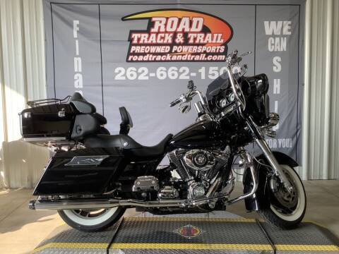 2008 Harley-Davidson® FLHX - Street Glide® for sale at Road Track and Trail in Big Bend WI