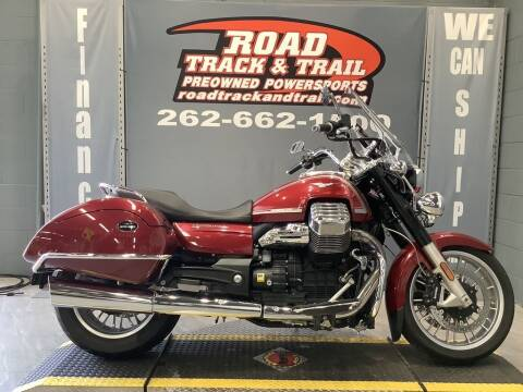 2015 Moto Guzzi California 1400 Touring for sale at Road Track and Trail in Big Bend WI