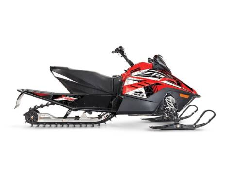 2021 Arctic Cat ZR 200 Fire Red for sale at Road Track and Trail in Big Bend WI