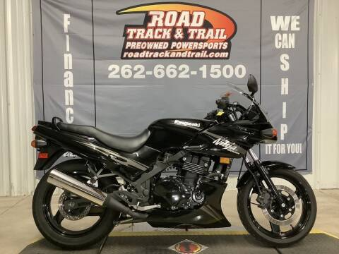 2009 Kawasaki Ninja 500R for sale at Road Track and Trail in Big Bend WI