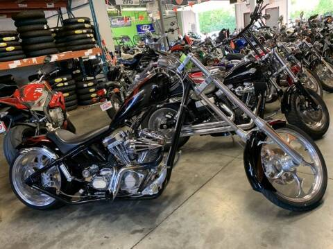 2004 Big Dog Ridgeback for sale at Road Track and Trail in Big Bend WI