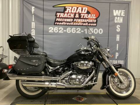 2007 Suzuki Boulevard  for sale at Road Track and Trail in Big Bend WI