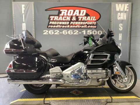 2006 Honda Goldwing for sale at Road Track and Trail in Big Bend WI