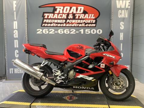 2001 Honda CBR 600 F4i for sale at Road Track and Trail in Big Bend WI