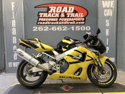 2001 Honda CBR 929 RR for sale at Road Track and Trail in Big Bend WI