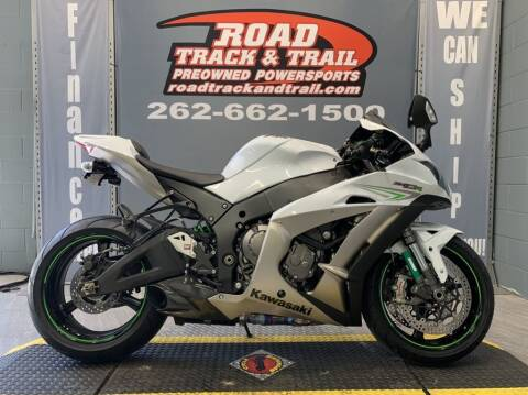 2017 Kawasaki Ninja® ZX™-10R for sale at Road Track and Trail in Big Bend WI