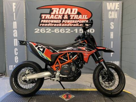 2019 KTM 690 SMC R for sale at Road Track and Trail in Big Bend WI