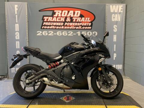2012 Kawasaki Ninja 650R for sale at Road Track and Trail in Big Bend WI
