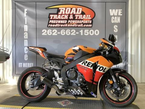 2008 Honda CBR® 1000RR for sale at Road Track and Trail in Big Bend WI