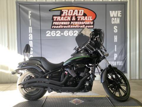2013 Kawasaki Vulcan 900 Custom for sale at Road Track and Trail in Big Bend WI