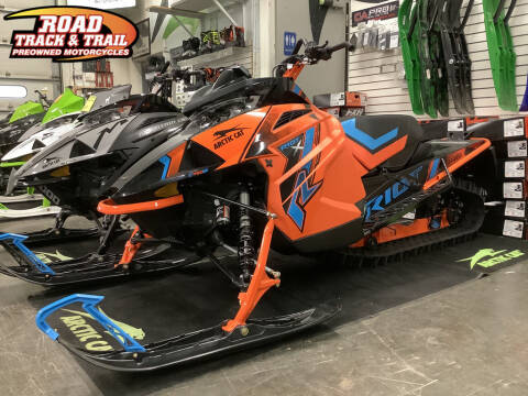 """2021 Arctic Cat Riot X 8000 146""""/2.60&quo for sale at Road Track and Trail in Big Bend WI"""