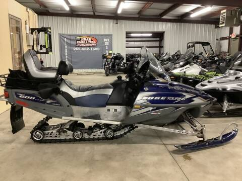 2005 Polaris EDGE Touring 600 (Anniversary) for sale at Road Track and Trail in Big Bend WI