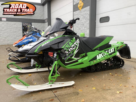 2015 Arctic Cat ZR 6000 RR for sale at Road Track and Trail in Big Bend WI