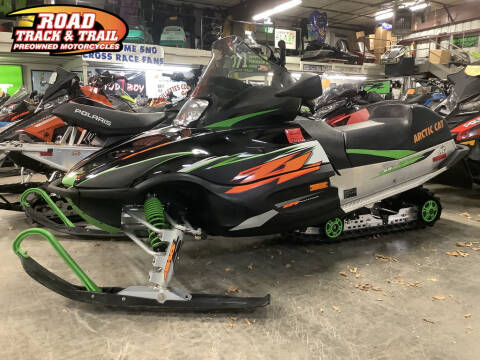 2003 Arctic Cat ZL 600 SS EFI ESR for sale at Road Track and Trail in Big Bend WI