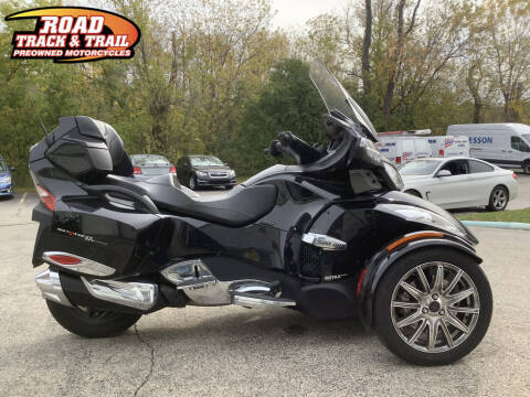 2016 Can-Am Spyder® RT Limited 6-Spee for sale at Road Track and Trail in Big Bend WI