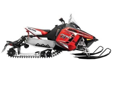 2012 Polaris 600 Switchback® Pro-R for sale at Road Track and Trail in Big Bend WI