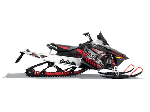 2014 Polaris 800 Switchback® Assault&# for sale at Road Track and Trail in Big Bend WI