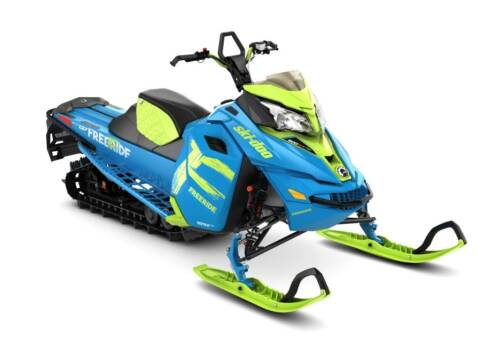2017 Ski-Doo Freeride® 137 ROTAX® for sale at Road Track and Trail in Big Bend WI
