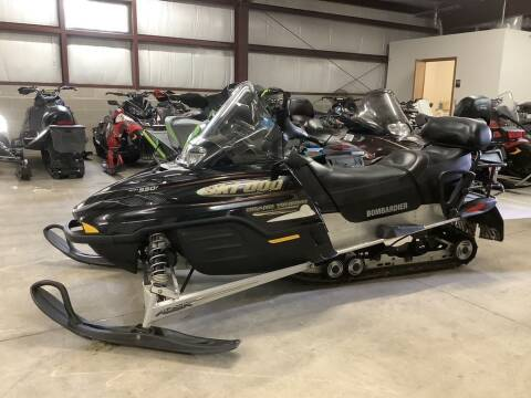 2003 Ski-Doo GRAND TOURING 550 for sale at Road Track and Trail in Big Bend WI