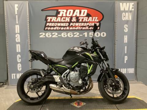 2018 Kawasaki Z650 for sale at Road Track and Trail in Big Bend WI