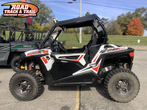 2016 Polaris RZR® 900 EPS Trail FOX&#1 for sale at Road Track and Trail in Big Bend WI