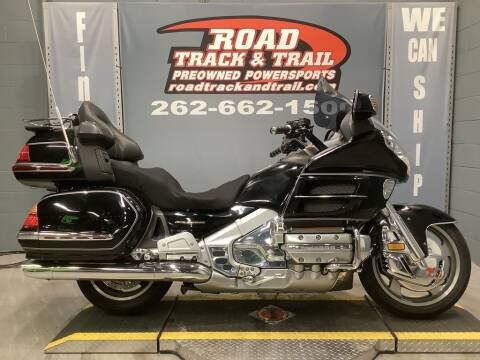 2002 Honda Goldwing for sale at Road Track and Trail in Big Bend WI