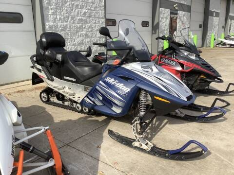2005 Ski-Doo GSX Sport 500 SS for sale at Road Track and Trail in Big Bend WI