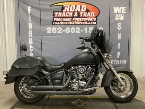 2010 Kawasaki Vulcan 900 Classic for sale at Road Track and Trail in Big Bend WI