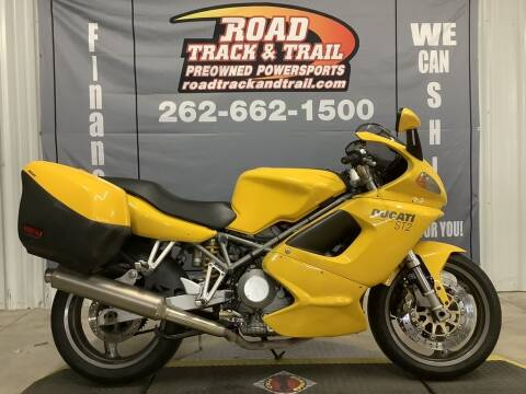 2001 Ducati ST 2 for sale at Road Track and Trail in Big Bend WI