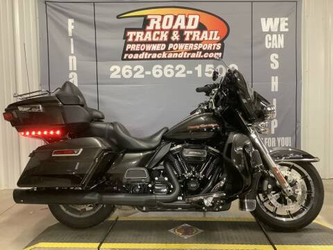 2019 Harley-Davidson® FLHTK - Ultra Limited for sale at Road Track and Trail in Big Bend WI