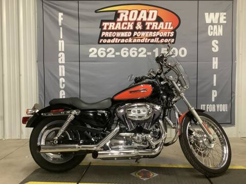 2008 Harley-Davidson® XL1200C - Sportster® 1200 for sale at Road Track and Trail in Big Bend WI