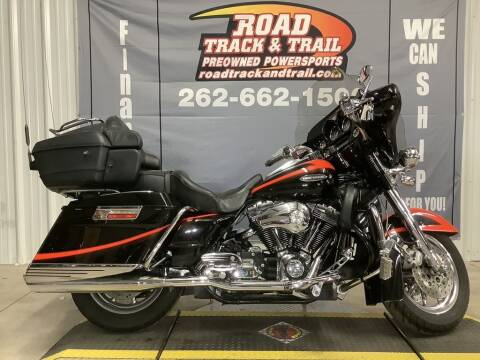 2007 Harley-Davidson® FLHTCUSE2 - Ultra Classic&#174 for sale at Road Track and Trail in Big Bend WI
