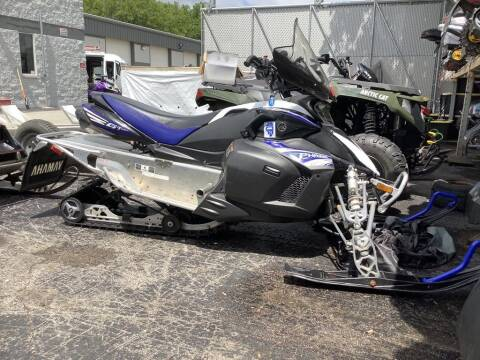 2011 Yamaha Phazer GT for sale at Road Track and Trail in Big Bend WI