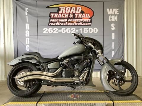 2013 Yamaha Stryker® for sale at Road Track and Trail in Big Bend WI