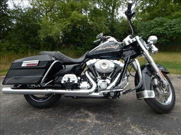 2011 Harley-Davidson Road King for sale in Big Bend, WI