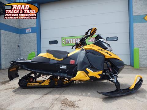 2013 Ski-Doo MX Z X 800R